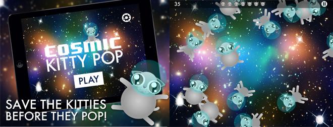 cosmic kitty pop